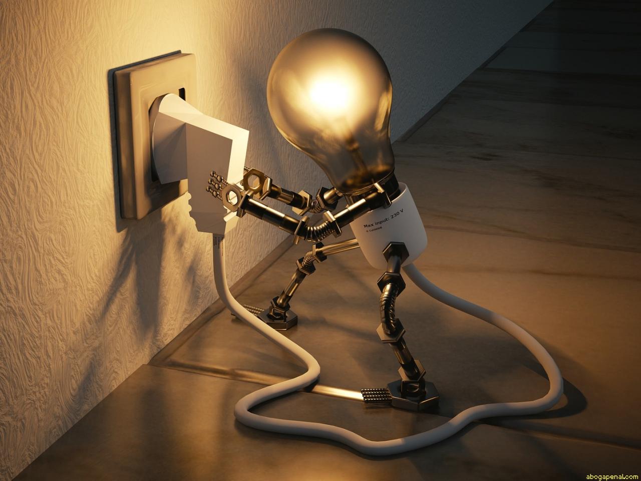 ¿Cómo saber si me están robando la luz?
