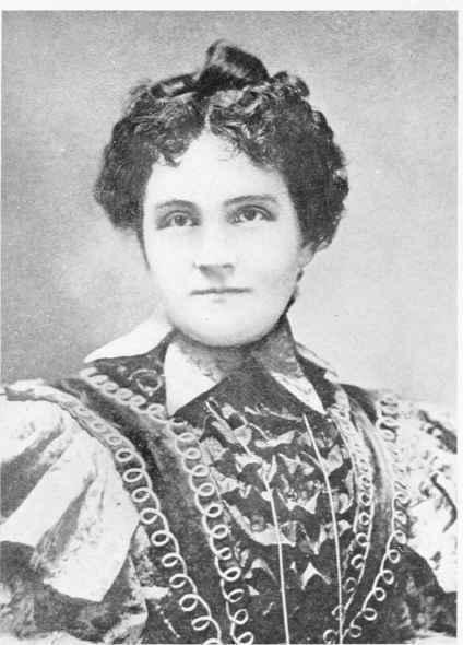 Estafadora famosa Cassie L. Chadwick