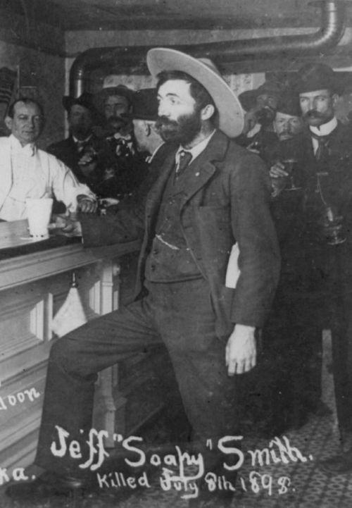Estafador famoso Jefferson Randolph Smith II